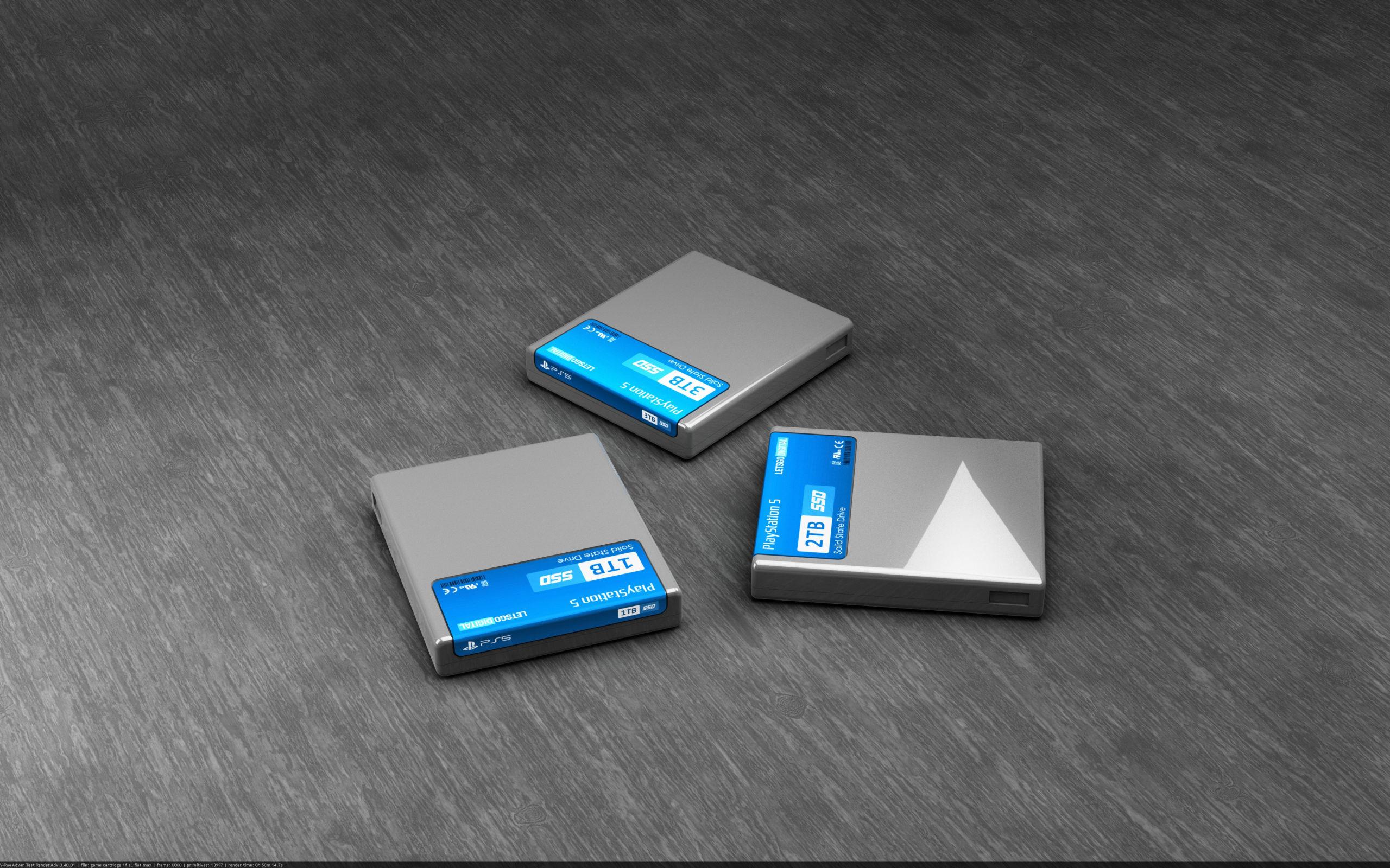 В Sony PlayStation 5 могут быть использованы SSD-накопители Samsung