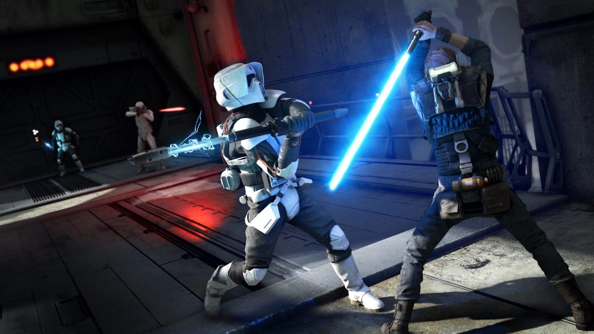 Обзор игры Star Wars Jedi: Fallen Order