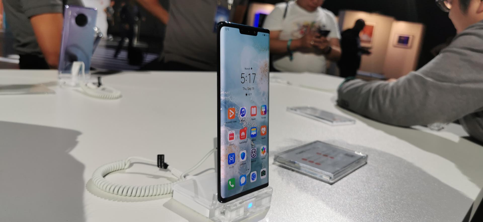 Huawei Mate 30 Pro без сервисов Google уже в России