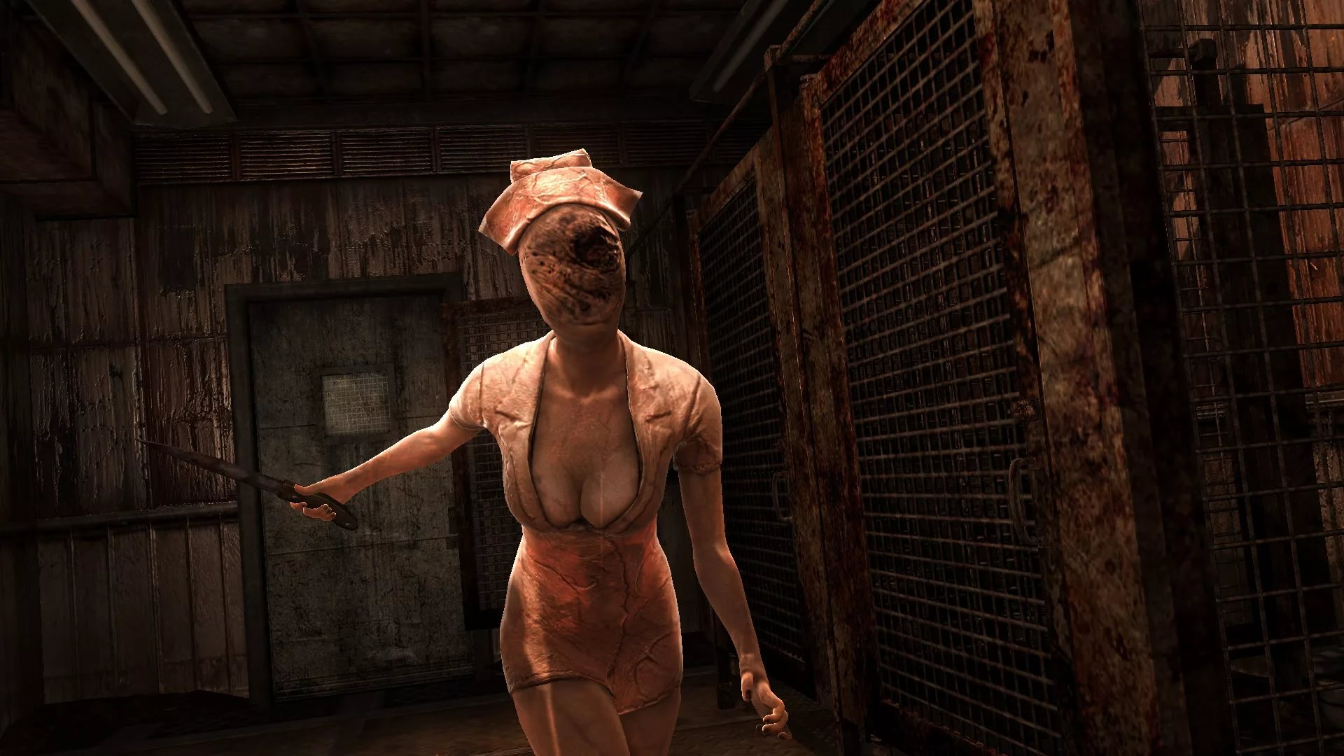Слух: Кодзима и Konami обсуждают возвращение Silent Hill