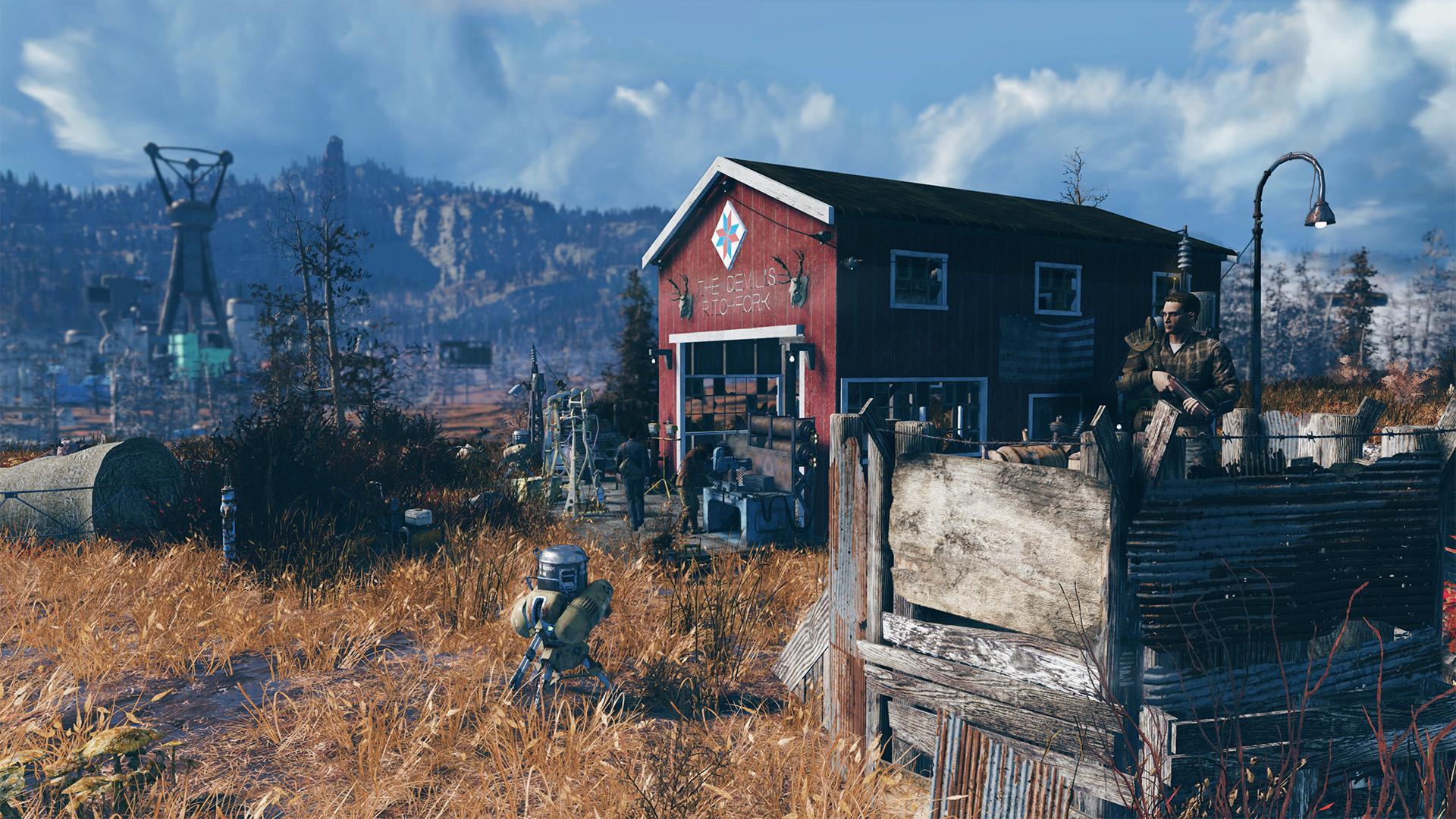 Игроки Fallout 76 начали расстреливать «пацифистов»