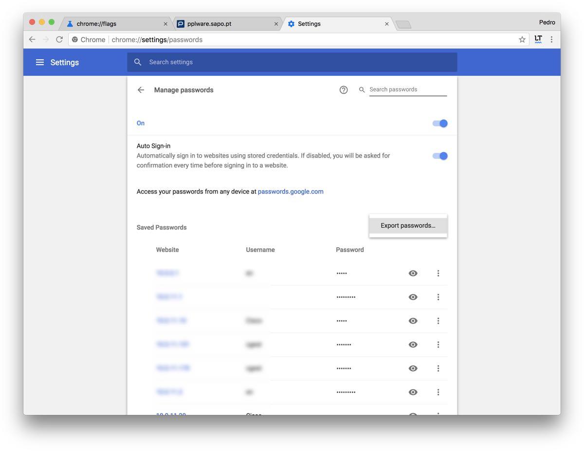 Google Chrome будет предупреждать о краже паролей