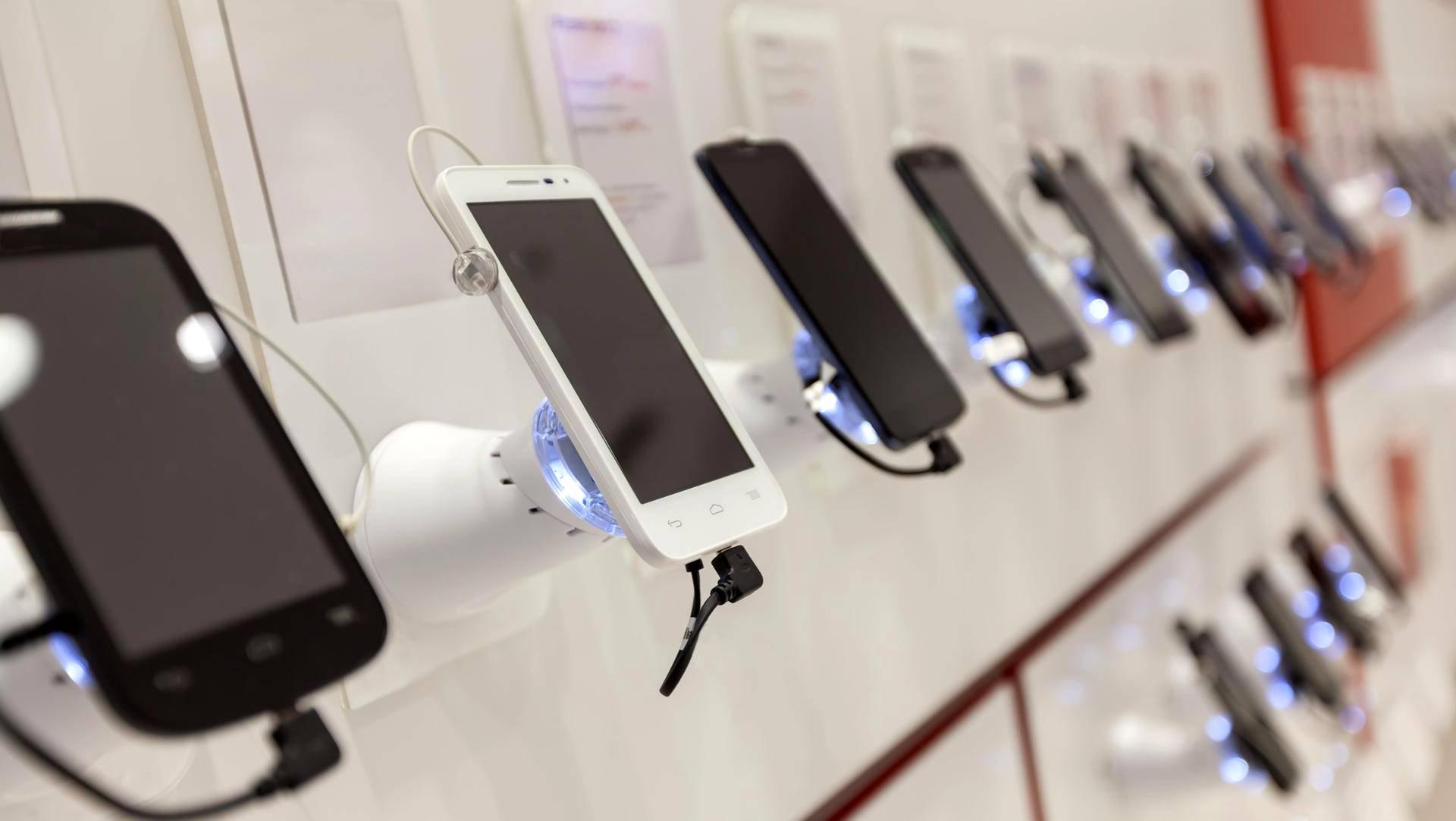 После Нового года ожидается подорожание смартфонов