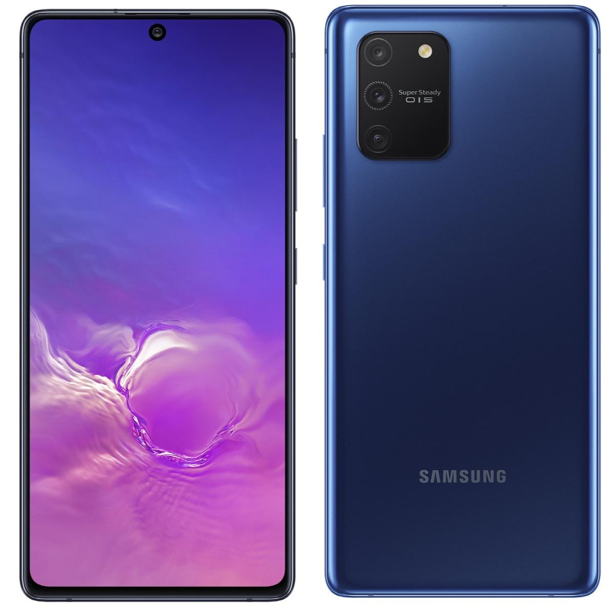 Samsung анонсирует «облегченные» версии Galaxy S10 и Note 10