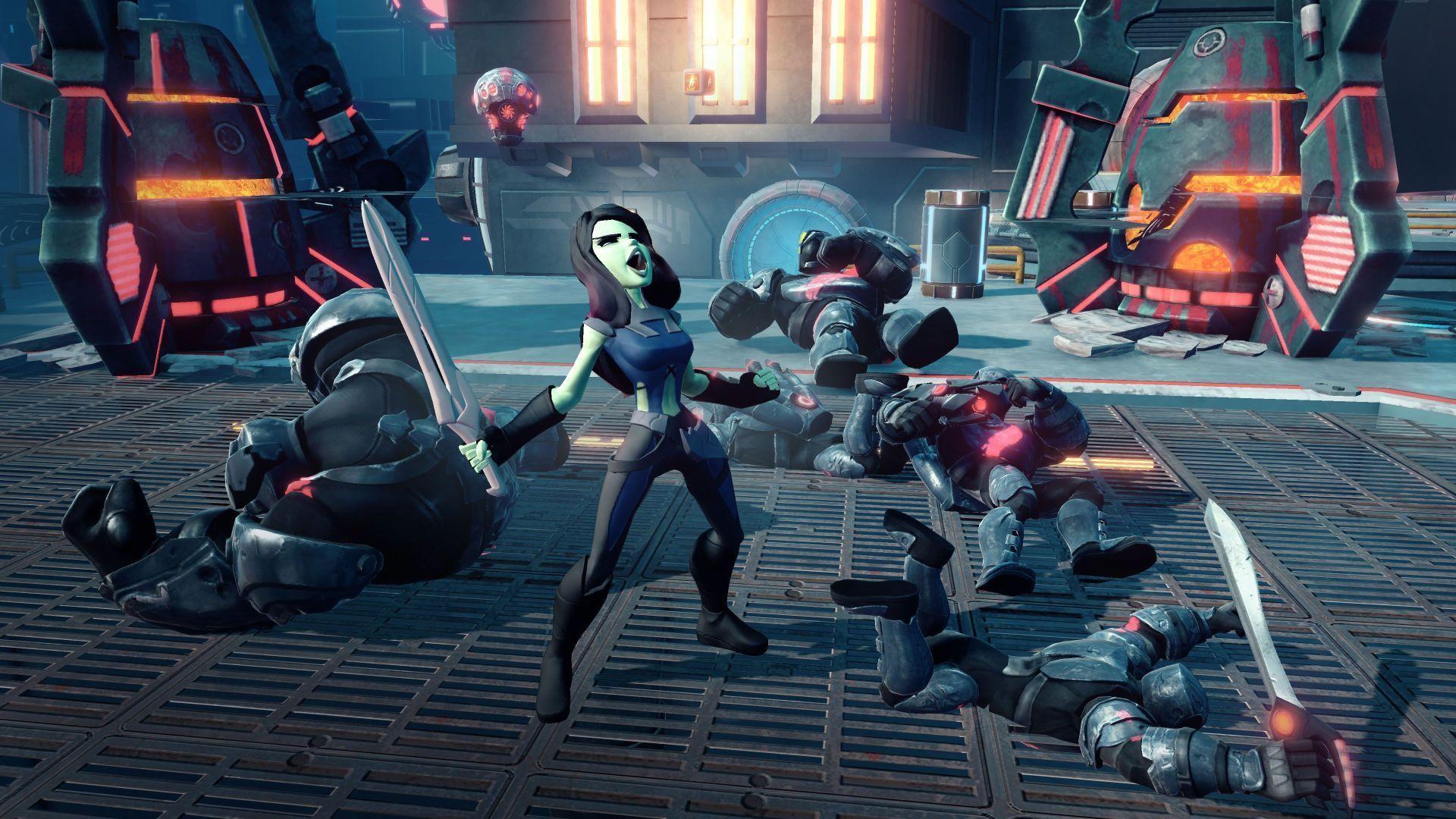 Disney продала разработчиков неанонсированной игры по «Чужому»