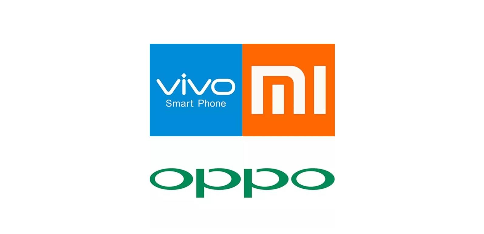 Xiaomi, Oppo и Vivo создали аналог AirDrop