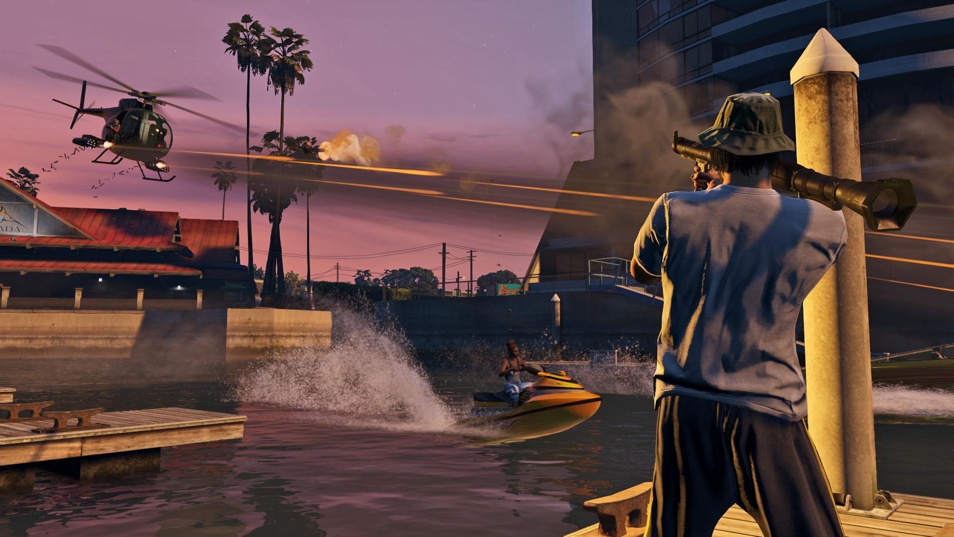 Главный идеолог Grand theft Auto уйдет из компании Rockstar