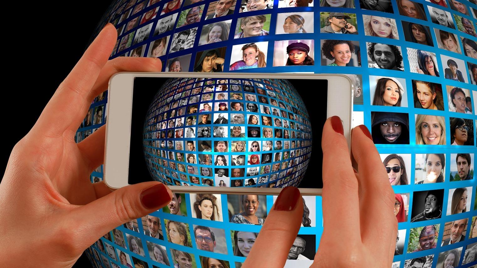 Создана первая социальная сеть без людей