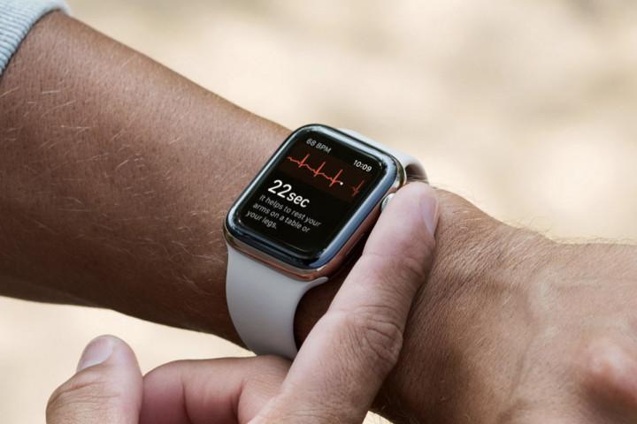 Новая функция Apple Watch спасает жизни