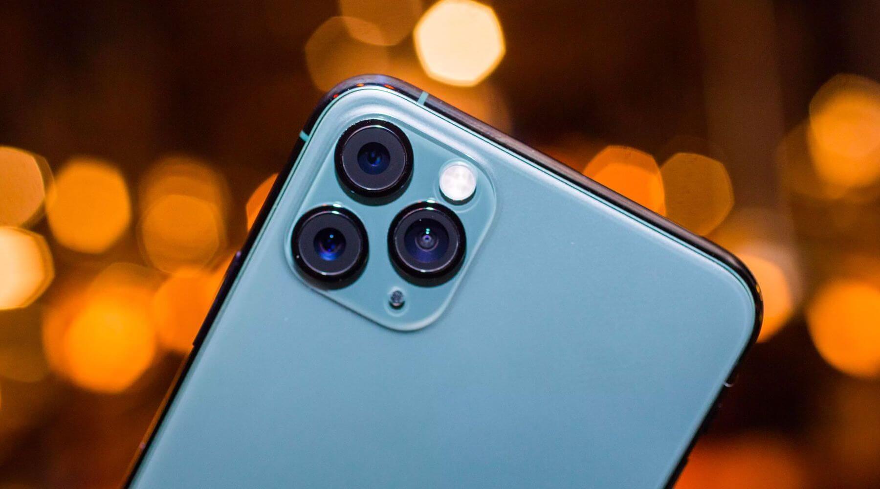 iPhone 12 получит 3D-камеру World Facing