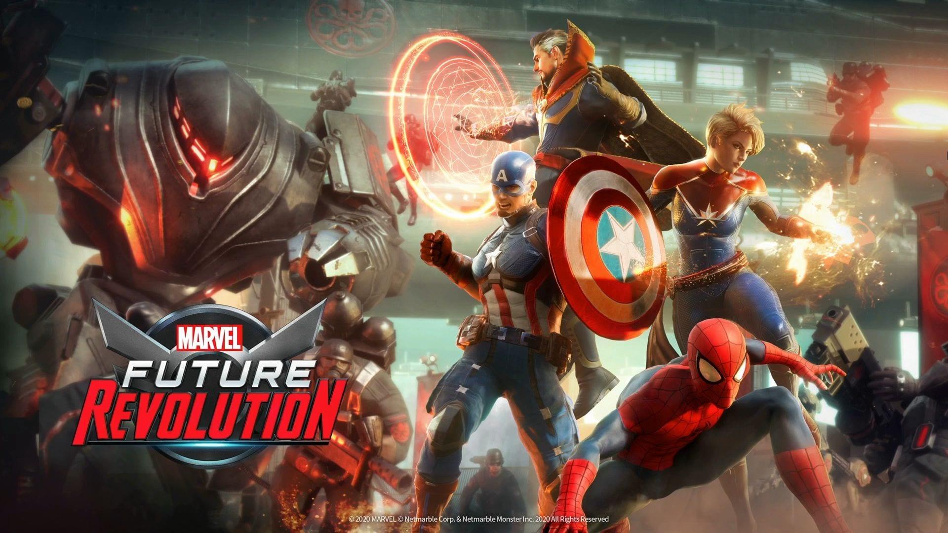 Marvel анонсировала Future Revolution
