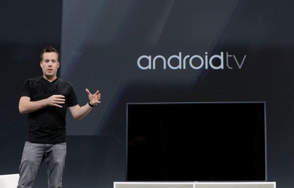 Android TV может превратиться в Google TV
