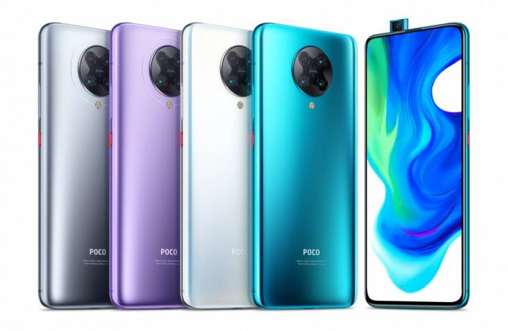 Xiaomi представила дешевый и мощный смартфон Poco F2 Pro