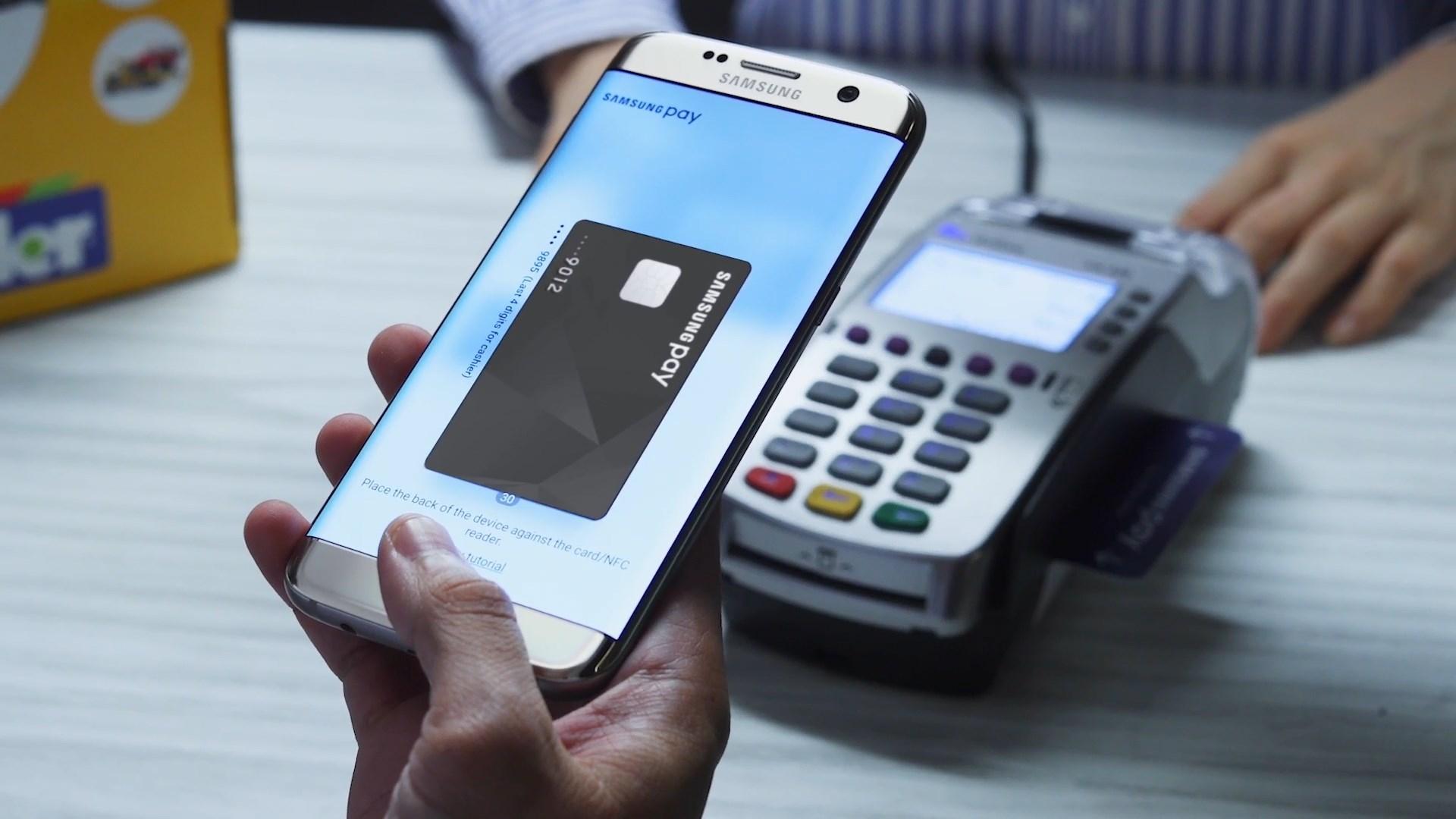 Samsung выпускает банковскую карту для Samsung Pay
