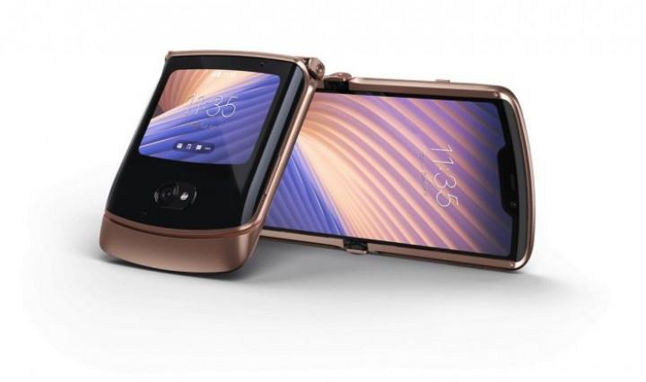 Razr возвращается: Motorola реализовала проект раскладного смартфона 5G