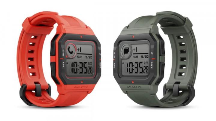 Huami выпущены смарт-часы Amazfit Neo, исполненные в стиле ретро