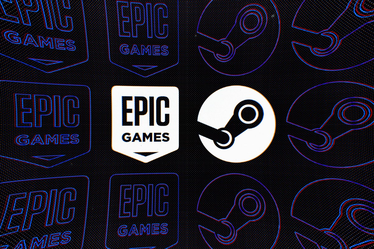 Steam и EGS против PlayStation Store