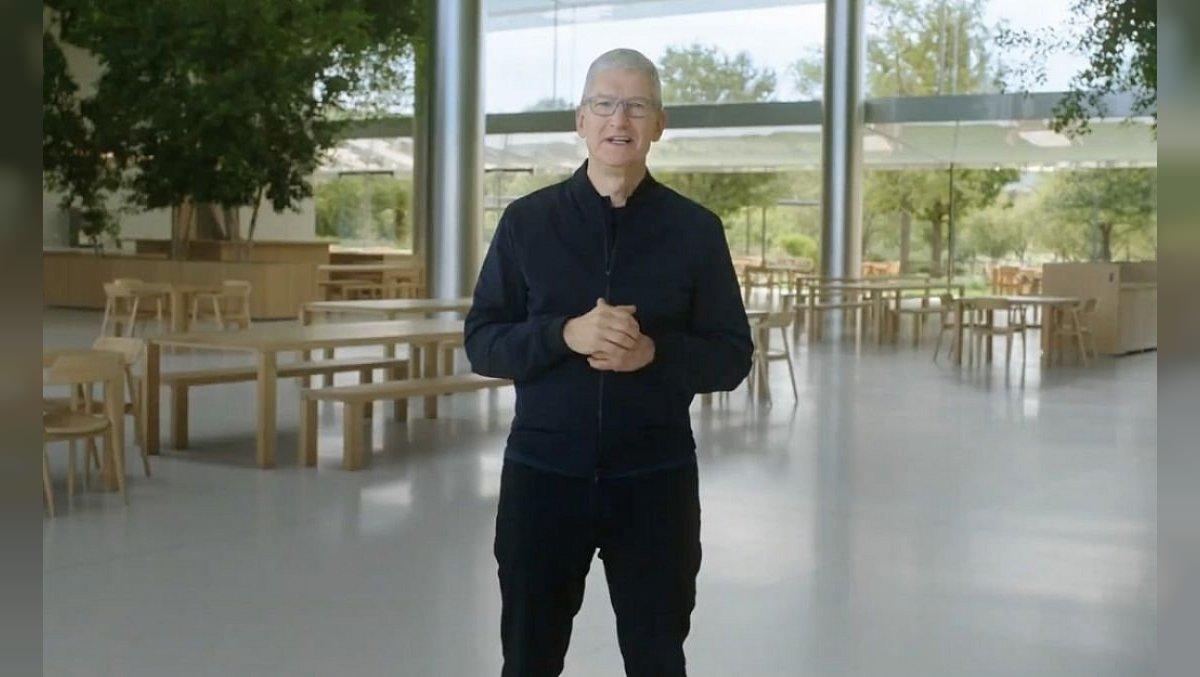 Что показала Apple на презентации?